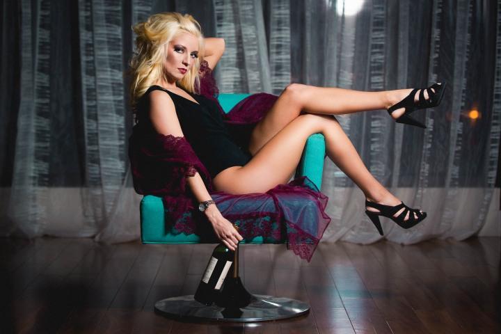 AGP Favorite, Amber Loyd, Lifestyle, Portrait