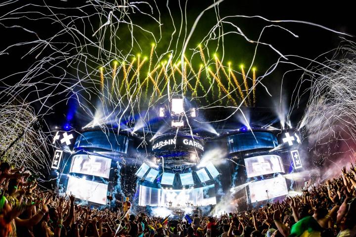 AGP Favorite, Confetti, EDM, Martin Garrix, Music, Pyro, Ultra, Ultra Miami, UMF