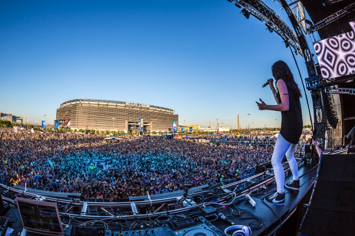 EDC, EDC New York, EDM, Electric Daisy Carnival, Krewella, Music