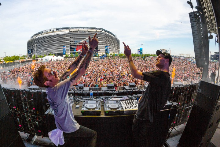 EDC, EDC New York, EDC NY, EDM, Electric Daisy Carnival, Loudpvck, Music