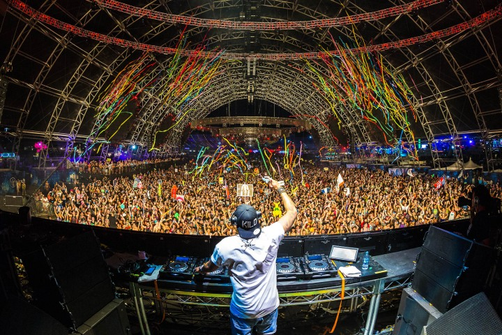 12th Planet, Confetti, EDC, EDC Las Vegas, EDC LV, EDM, Electric Daisy Carnival, Music