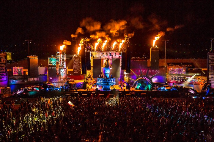 AGP Favorite, EDC, EDC Las Vegas, EDM, Electric Daisy Carnival, Music