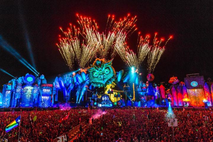 AGP Favorite, EDC, EDC Las Vegas, EDC LV, EDM, Electric Daisy Carnival, Music, Pyro