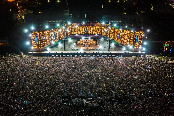 Aerial Photography, AGP Favorite, EDC, EDC Las Vegas, EDC LV, EDM, Electric Daisy Carnival, Music