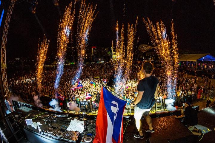 AGP Favorite, EDM, Fedde Le Grand, Music, Pyro, Ultra, Ultra Puerto Rico, UMF
