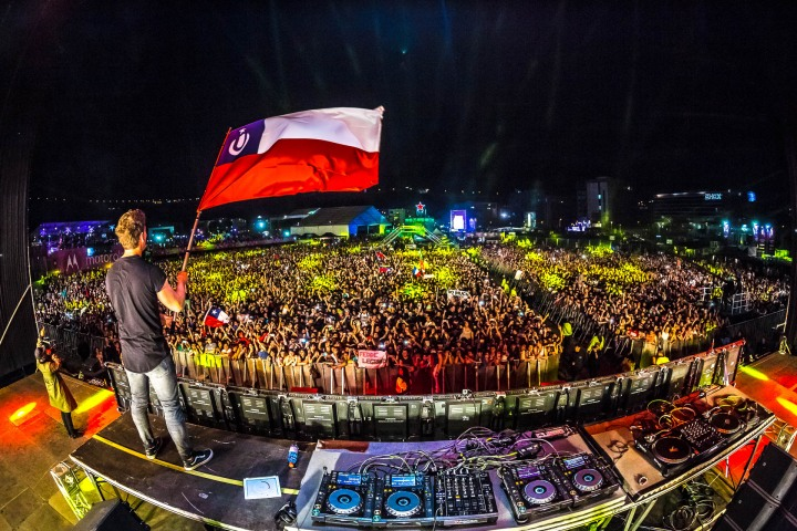 AGP Favorite, EDM, Fedde Le Grand, Music, Ultra, Ultra Chile, UMF