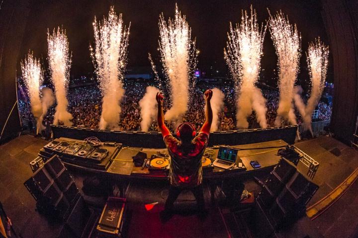 DJ Snake, EDM, Music, Pyro, Ultra, Ultra Chile, UMF
