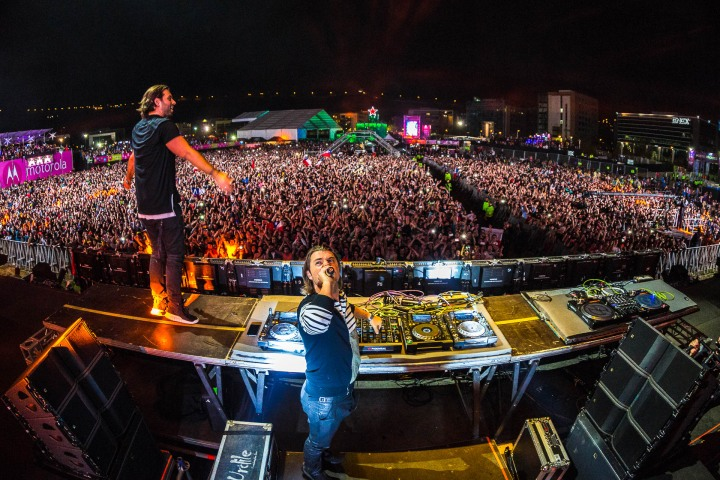 Axwell & Ingrosso, EDM, Music, Ultra, Ultra Chile, UMF