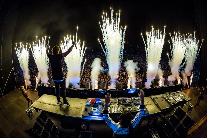 AGP Favorite, Axwell & Ingrosso, EDM, Music, Pyro, Ultra, Ultra Chile, UMF