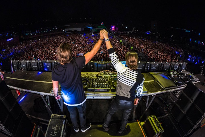 AGP Favorite, Axwell & Ingrosso, EDM, Music, Ultra, Ultra Chile, UMF