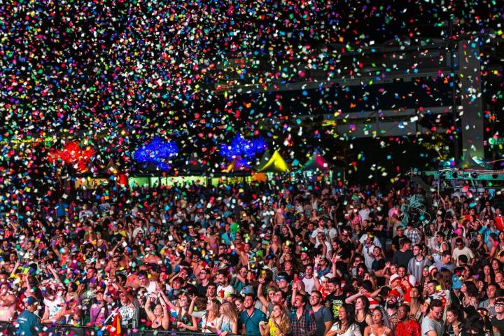 AGP Favorite, Confetti, EDC, EDC Brazil, EDM, Electric Daisy Carnival, Music