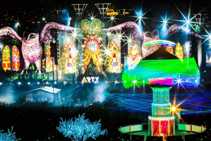 EDC, EDC Brazil, EDM, Electric Daisy Carnival, Music