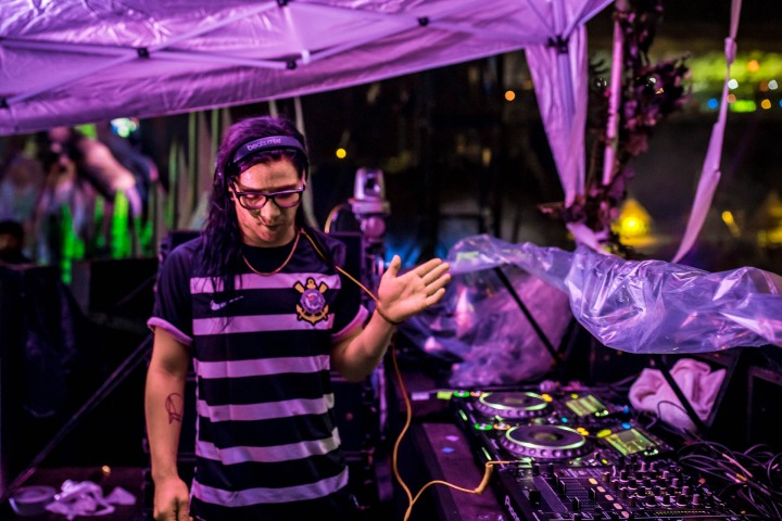 EDC, EDC Brazil, EDM, Electric Daisy Carnival, Music, Skrillex