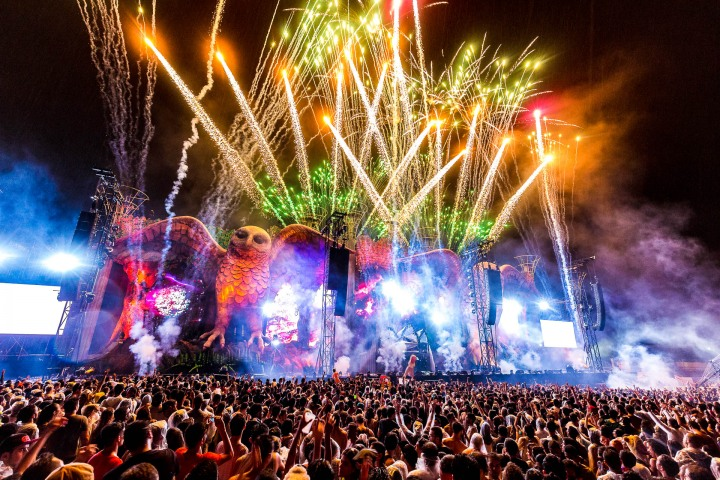 AGP Favorite, EDC, EDC Brazil, EDM, Electric Daisy Carnival, Music, Pyro