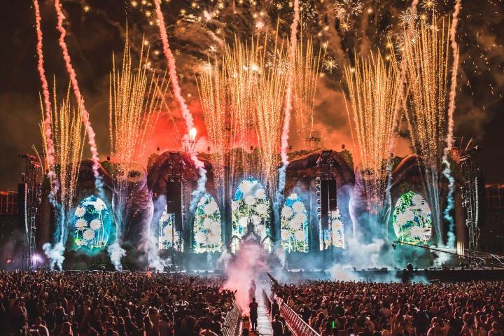 EDC, EDC Brazil, EDM, Electric Daisy Carnival, Music, Pyro