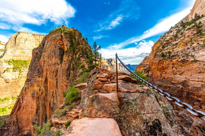 AGP Favorite, Angels Landing, North America, Travel, United States, Utah, Zion National Park