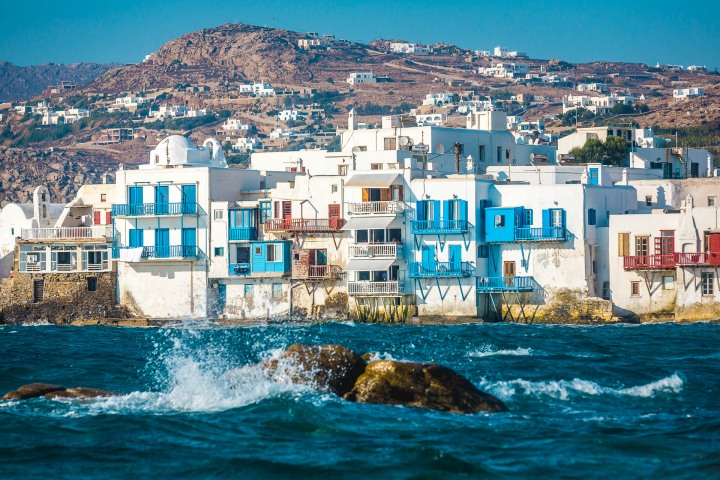 AGP Favorite, Europe, Greece, Harbour, Mykonos, Travel