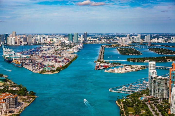 Aerial Photography, AGP Favorite, Florida, Miami, North America, Travel, United States