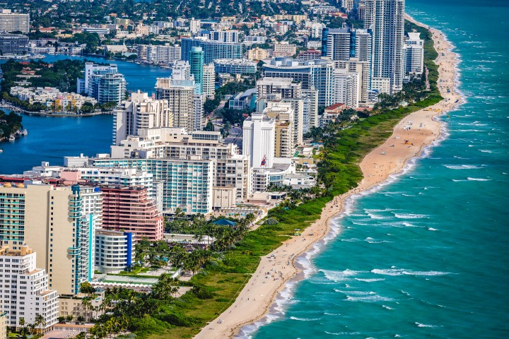 Aerial Photography, AGP Favorite, Florida, Miami, North America, South Beach, Travel, United States
