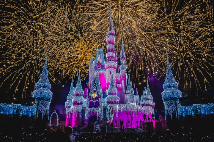 AGP Favorite, Disney, Fireworks, Florida, North America, Orlando, Travel, United States