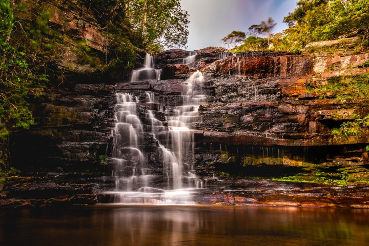 AGP Favorite, Brazil, Chapada Diamantina National Park, Long Exposure, South America, Travel, Waterfall