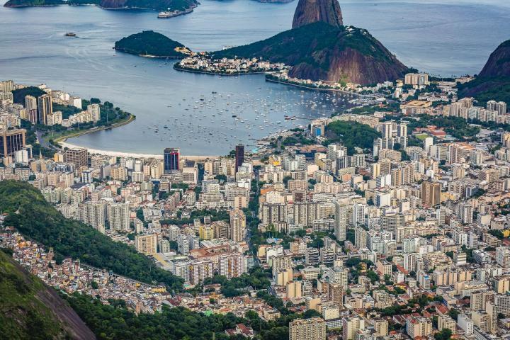 AGP Favorite, Botafogo, Brazil, Rio de Janeiro, Skyline, South America, Travel