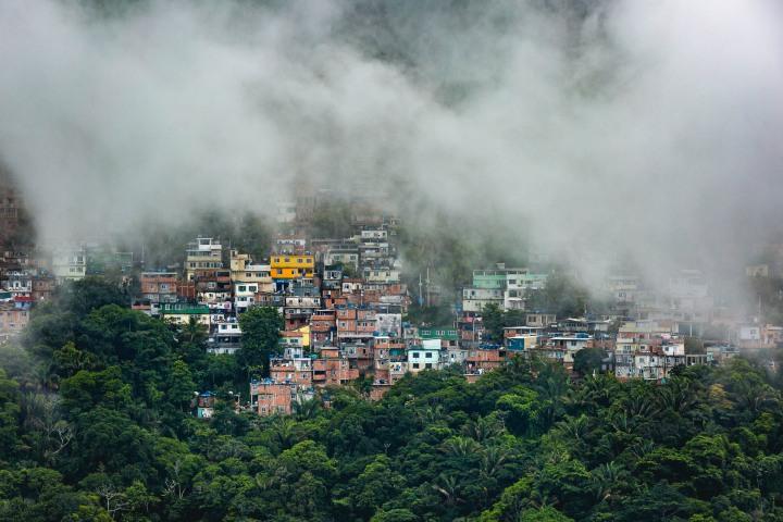 Aerial Photography, AGP Favorite, Brazil, Favela, Rio de Janeiro, South America, Travel