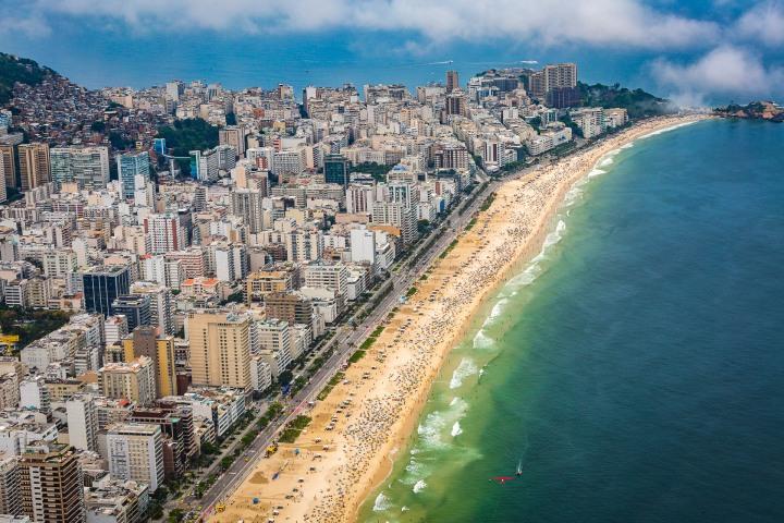 Aerial Photography, AGP Favorite, Brazil, Ipanema Beach, Rio de Janeiro, South America, Travel