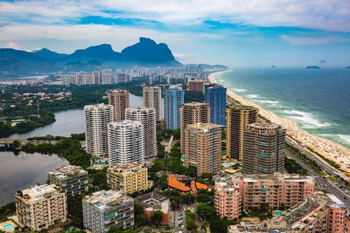 Aerial Photography, AGP Favorite, Brazil, Pepe Beach, Rio de Janeiro, South America, Travel