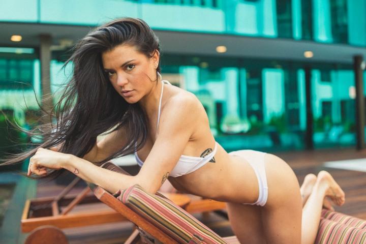 AGP Favorite, Lifestyle, Luciana Silva Bianchi, Portrait
