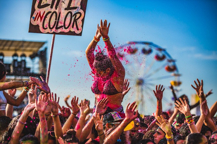 AGP Favorite, EDM, Life In Color, Music