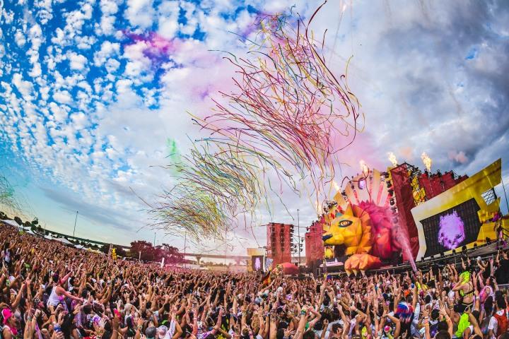 Confetti, EDM, Life In Color, Music