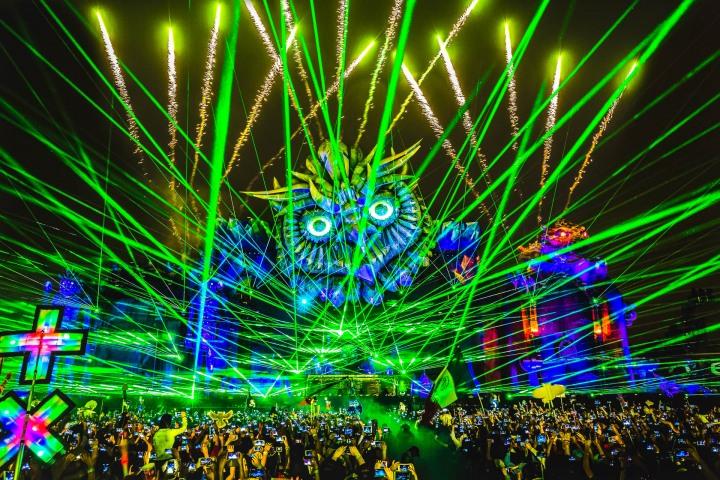 AGP Favorite, EDC, EDC Mexico, EDM, Electric Daisy Carnival, Lazers, Music, Pyro