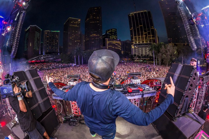 EDM, Kaskade, Music, Ultra, Ultra Miami, UMF