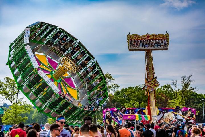 EDC, EDC New York, EDC NY, EDM, Electric Daisy Carnival, Music