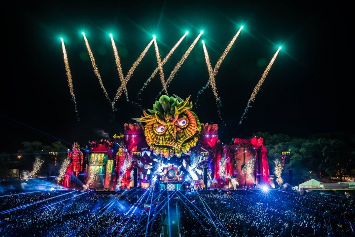 AGP Favorite, EDC, EDC New York, EDC NY, EDM, Electric Daisy Carnival, Music, Pyro