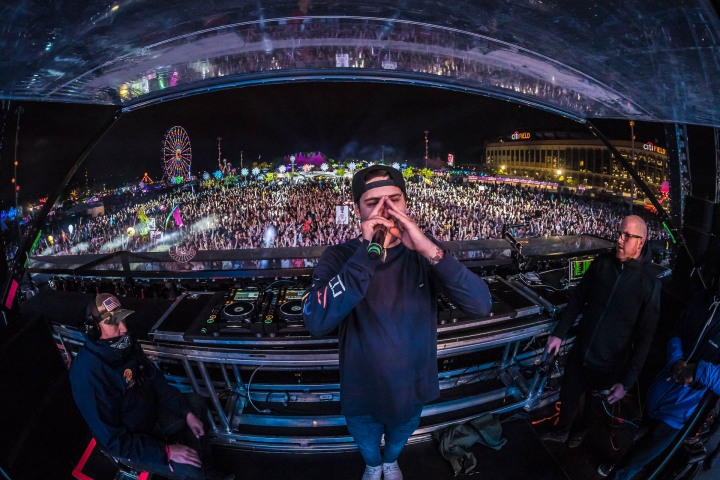 AGP Favorite, EDC, EDC New York, EDC NY, EDM, Electric Daisy Carnival, Jauz, Music