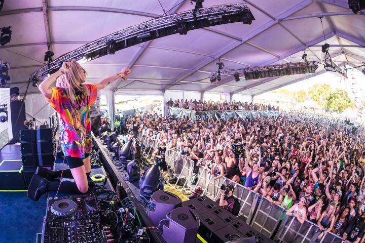 Alison Wonderland, EDM, Music, SAMF, Spring Awakening Festival