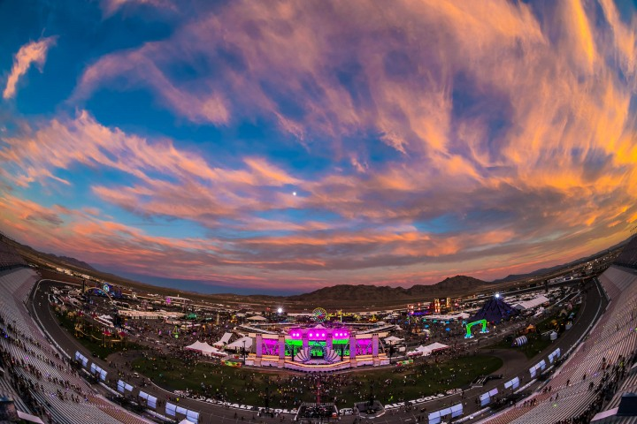 EDC, EDC Las Vegas, EDC LV, Electric Daisy Carnival, Music