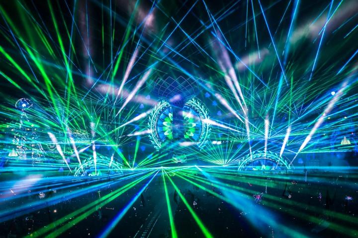 AGP Favorite, EDC, EDC Las Vegas, EDC LV, EDM, Electric Daisy Carnival, Lazers, Music