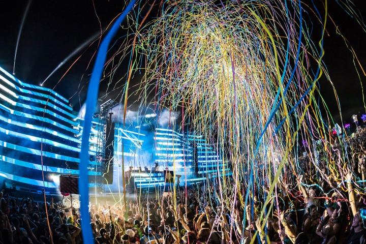 AGP Favorite, Confetti, EDM, Music, Nocturnal Wonderland