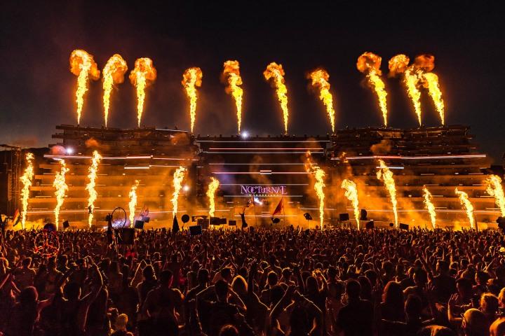 AGP Favorite, EDM, Fire, Music, Nocturnal Wonderland
