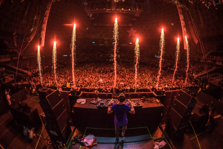 AGP Favorite, Dash Berlin, EDM, Music, Pyro, Ultra, Ultra Chile