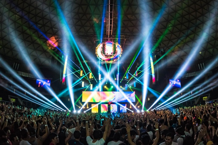 EDM, Music, Ultra, Ultra Chile