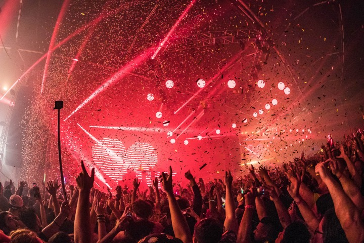 AGP Favorite, Confetti, EDM, LAN, Lights All Night, Music