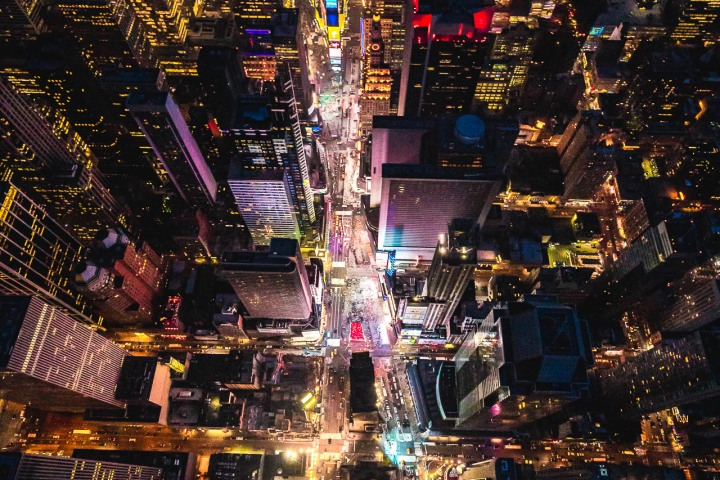 Aerial Photography, AGP Favorite, new York, New York City, North America, NYC, Times Square, Travel, United States