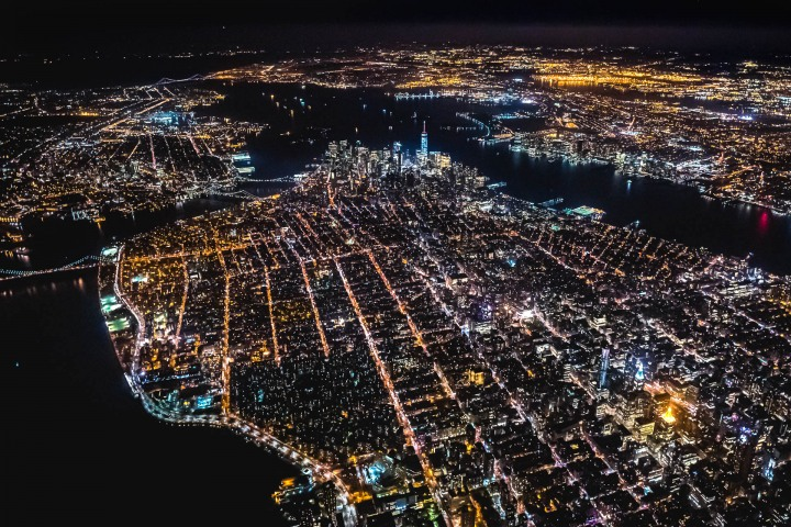 Aerial Photography, new York, New York City, North America, NYC, Skyline, Travel, United States