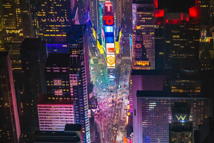 Aerial Photography, AGP Favorite, Manhattan, new York, New York City, North America, NYC, Skyline, Times Square, Travel, United States