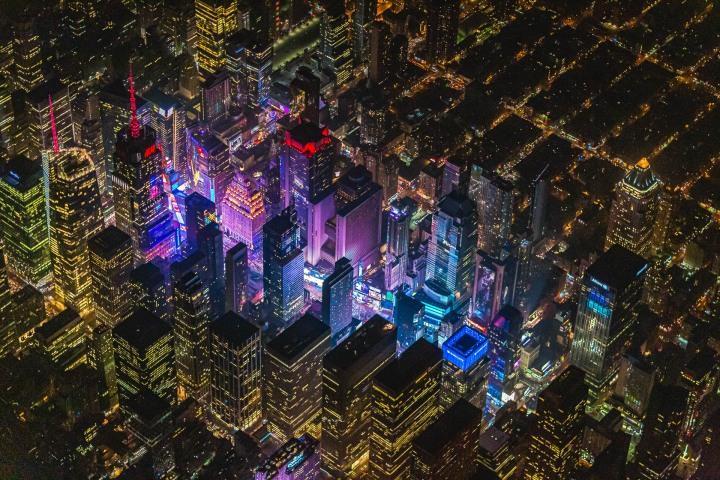 Aerial Photography, AGP Favorite, Manhattan, new York, New York City, North America, NYC, Skyline, Times Square, Travel, United States