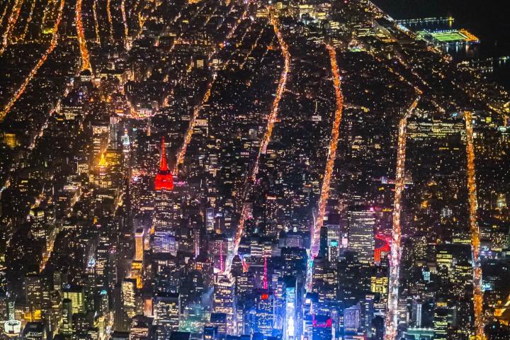 Aerial Photography, Manhattan, new York, New York City, North America, NYC, One World Trade Center, Skyline, Times Square, Travel, United States